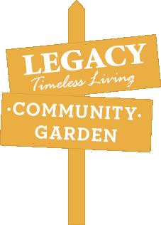Legacy Community Garden
